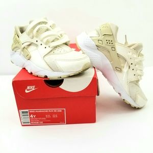Nike Huarache Run SE (GS) Summit White 4Y